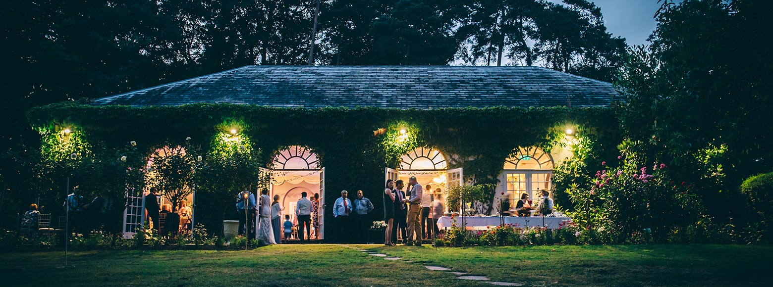 Bridwell Orangery - wedding venue